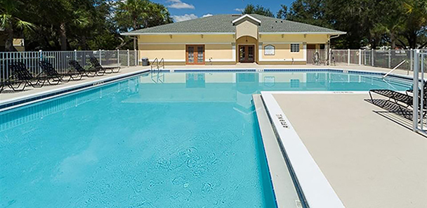 Cypress Oaks Pool